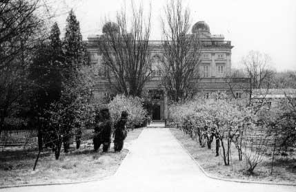 Ogród Botaniczny w latach 60.